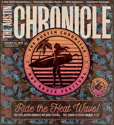 Austin Chronicle – Print Cover