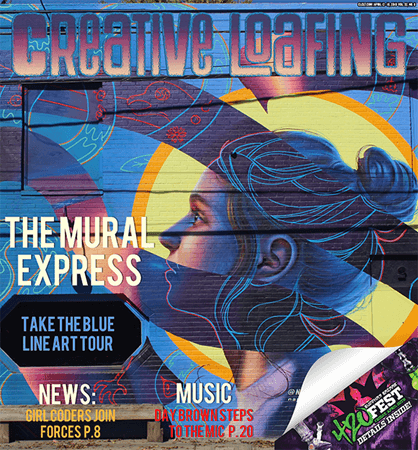 Creative Loafing Charlotte – Print Cover