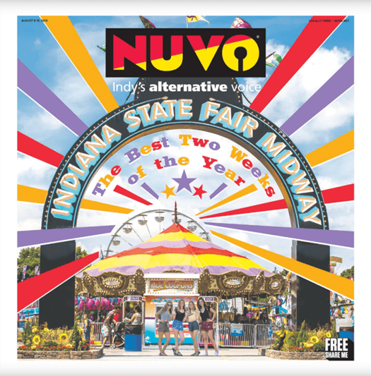 Indianapolis NUVO – Print Cover