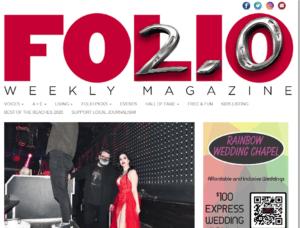 folio web